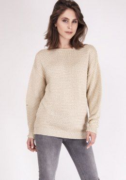 Sweter Beatrix SWE 097 Beżowy