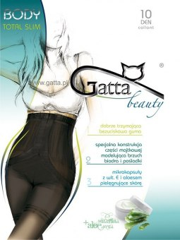 Rajstopy BODY TOTAL SLIM FUSION